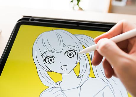 マンガ・アニメ制作事業